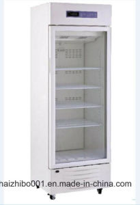 120L Upright Style Medical Refrigerator (HEPO-U120) pictures & photos