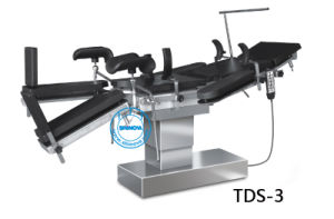 Universal& Electrical Operating Table (TDS-3) pictures & photos