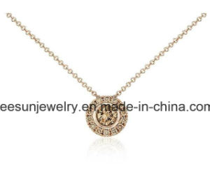 925 Sterling Silver Jewelry Necklace pictures & photos