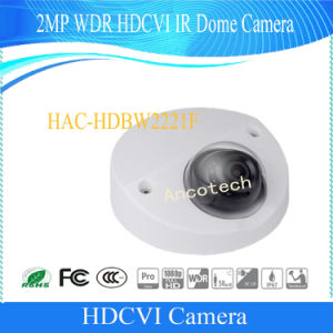 Dahua 2MP WDR Hdcvi IR Dome Video Camera (HAC-HDBW2221F) pictures & photos