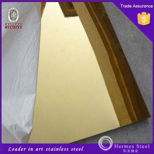 Color Coating Mirror Finish Stainless Steel Sheet Good Quality Cheap Price pictures & photos
