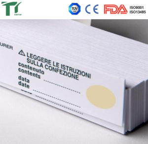 Autoclave Sterile Test Cards Medical Consumables