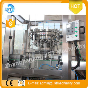 China 1500 Bottles Per Hour Pet Bottle Carbonated Soft Drink Filling Line pictures & photos