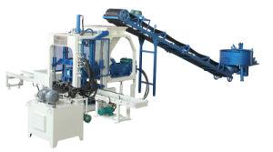 Semi Automatic Block Machine (JQ350 pan mixer) pictures & photos