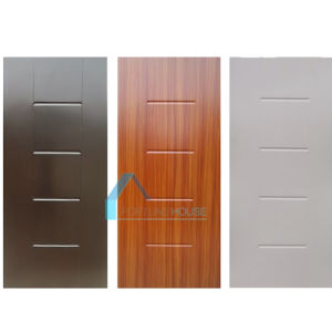 HDF Melamine Wooden Doors with Honeycomb Paper as Infilling pictures & photos