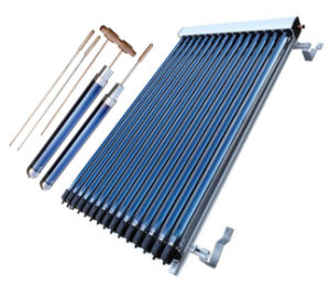 Balcony Solar Panel Water Heater Solar Collector pictures & photos