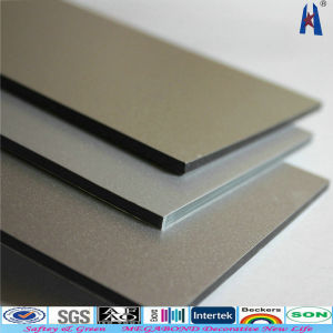 Aluminum Cladding Building Material Aluminum Composite Plastic Sheet pictures & photos