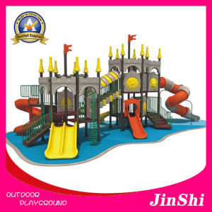 Caesar Castle Series 2016 Latest Outdoor/Indoor Playground Equipment, Plastic Slide, Amusement Park GS TUV (KC-007) pictures & photos
