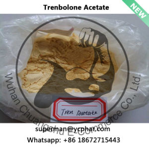 Classical Red Tea/Dark Yellow Trenbolone Acetate Steroid Powder pictures & photos