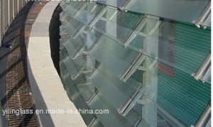 Louvre Glass with Nashiji Pattern pictures & photos