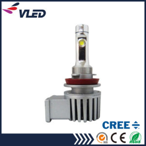 High Quality Aluminum CREE LED Headlight for Cars H8 H16 Auto Parts pictures & photos
