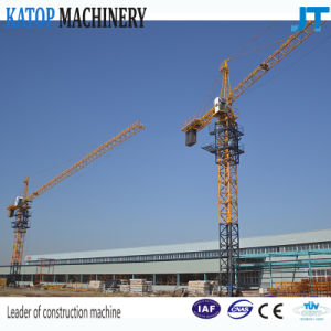 Qtz50 Series Tc4810-4 Model Tower Crane with 4t Load Capacity pictures & photos