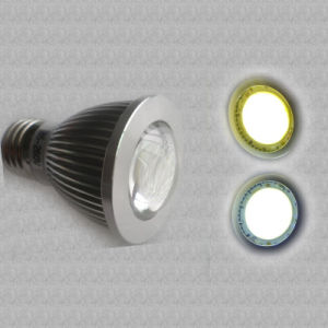GU10 COB LED Spotlight, Warm White LED Spot Bulbs Lamps pictures & photos