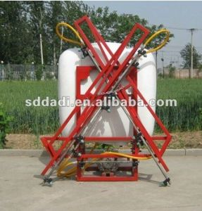 3W-1000-12 Super High Clearance Self-Propelled Boom Sprayer pictures & photos