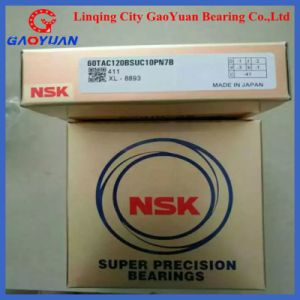 High Precision! NSK Ball Screw Spindle Bearing (55tac120bsuc10pn7b) pictures & photos