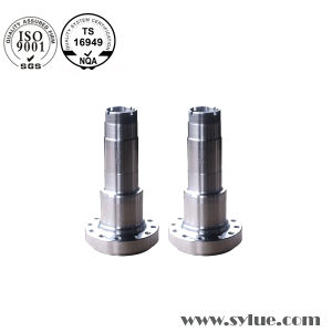 Steel Spline Motor Shaft with SGS Approved pictures & photos