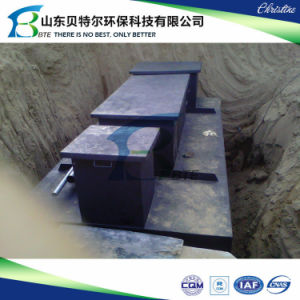 Sanitary Waste Water Treatment Package Sewage Treatment Plant pictures & photos