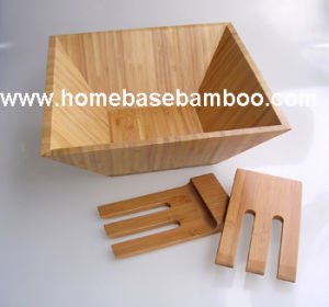 Bamboo Salad Bowl - Hb3310 pictures & photos