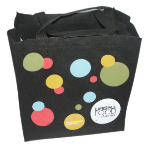 New Style Fashion Fabric Wine Gift Bag pictures & photos