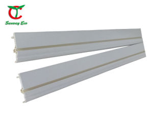 Low Carbon PVC Foam Skirting Board