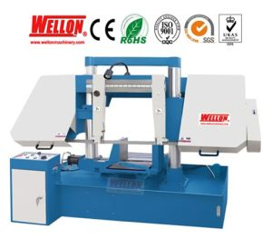 Tube Cutting Band Saw Machine (Metal cutting bandsaw GH4240) pictures & photos