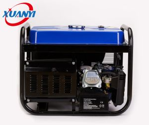 Taizhou 5kw 5kVA Engine Portable Gasoline Generator with Ce for Honda pictures & photos