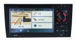 Sz Hla for Audi A6 Car DVD Navigation System pictures & photos