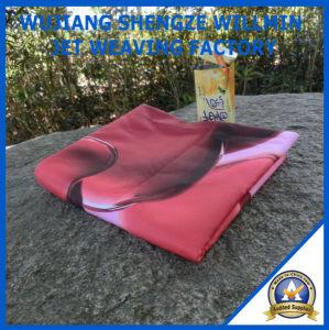 Quick Dry Microfiber Printed Yoga Towel pictures & photos