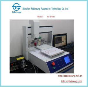 Glass Glue Dispensing Machine