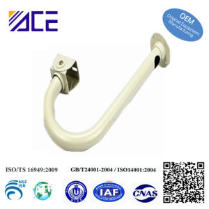 Custom 20cm Height Metal Rotating CCTV Camera Bracket pictures & photos