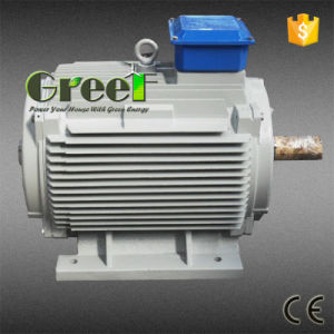 100kw Hydro Turbine with Low Rpm Permanent Magnet Generator pictures & photos