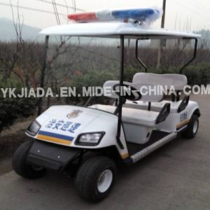 4 Seat Electric Light Golf Car (JD-GE502A) pictures & photos
