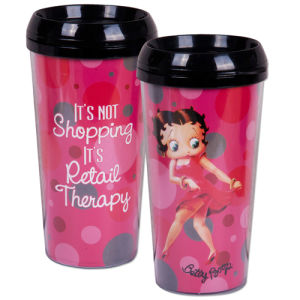 Hot Sellingplastic Travel Mug with Lid pictures & photos