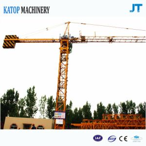 Tc4810 4t Load Crane 48m Boom 1t Tip Load Building Tower Crane pictures & photos