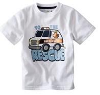 2014 Fashion Custom Printing Short Sleeves T-Shirt for Children, Kids, Boys (YHR-13151)