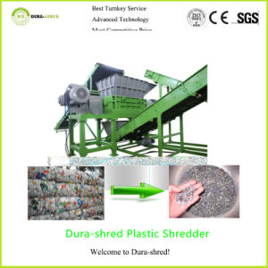 Dura-Shred Economic Model Plastic Recycling Machine (TSD1332) pictures & photos