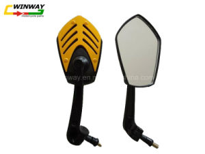 Ww-7506 Motorcycle Rear-View Mirror Set, Back Mirror, pictures & photos