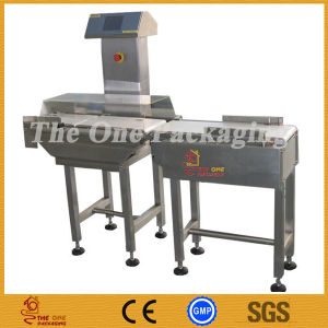 China Plant Check Weigher/Weight Checking Machine pictures & photos