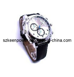 Mini Camera Watch 1080p Waterproof Micro 4LED for Night Vision Video Surveillance 4GB-16GB pictures & photos