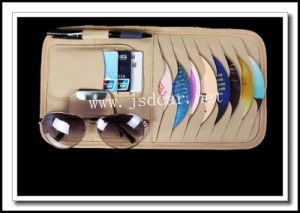 Car/CD Organizer and Holder, Installs and Removes Easily (JSD-P0015) pictures & photos