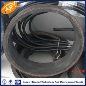 Textile Braided General Purpose Rubber Water Delivery Hose Pipe pictures & photos
