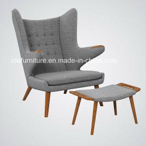 Hans J Wegner Wood Lounge Chair pictures & photos