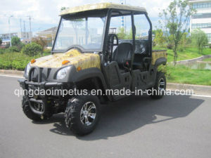 4 Seater 4WD Automatic Transmission 500cc UTV pictures & photos