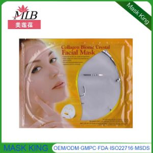 Skin Care Beauty Collagen Anti Aging/Moisturizing/Firming Pearl White Facial Mask pictures & photos