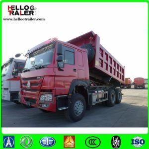 HOWO 6X4 25 Ton 15m3 Heavy Duty Dump Truck pictures & photos