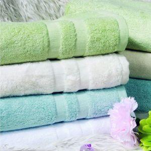 100% Bamboo Fiber Towel pictures & photos