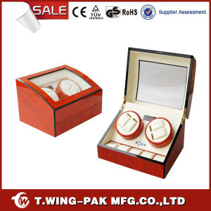 High Quality Popular Fashion Guangzhou Wooden Watch Winder