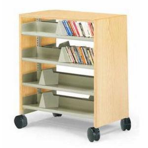 China Movable Bookshelf Mxcwg 044 China Movable Cd