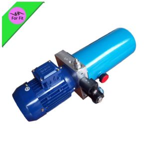 4-8 Tons 150bar Electrical 400VAC Pressure Power Pump Hydraulic Power Unit