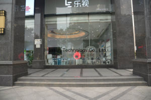 Creative Transparent LED Display for Building Facade pictures & photos